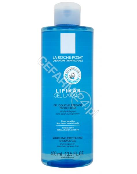 LA ROCHE-POS La Roche-Posay Lipikar Gel Lavant żel myjący 400 ml
