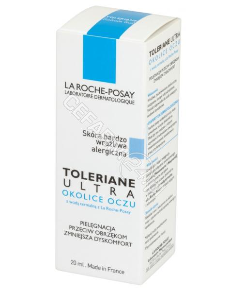 LA ROCHE-POS La Roche-Posay Toleriane ultra krem okolice oczu 20 ml