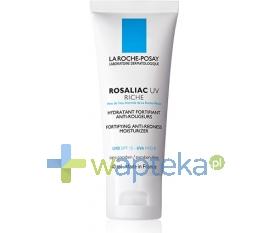 LAROCHEPOSEY LA ROCHE ROSALIAC UV RICHE krem naiwlżający SPF15 bogata konsystencja 40ml