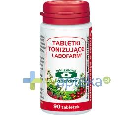 Labofarm Labofarm Tabletki Tonizujące 90 sztuk
