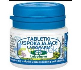 Labofarm LABOFARM Tabletki uspokajające 50 tabletek