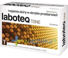 AFLOFARM FARMACJA POLSKA SP. Z O.O. Laboteq Tone 30 tabletek