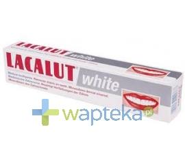 ARCAM GMBH LACALUT Pasta do zębów wybielająca 75 ml