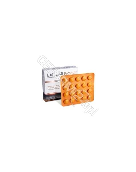 RANBAXY Lacidar protect x 20 tabl