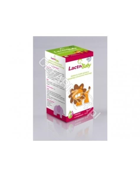 FARMA-PROJEK Lactiv baby krople 6 ml