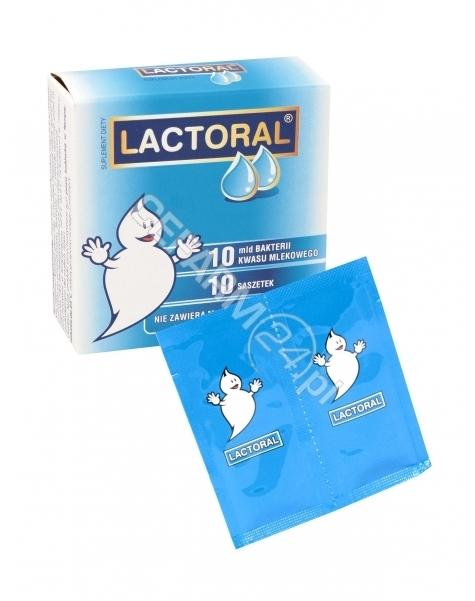 BIOMED KRAKÓW Lactoral x 10 sasz