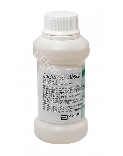 ABBOTT Lactulose abbott (lactecon) syrop 200 ml