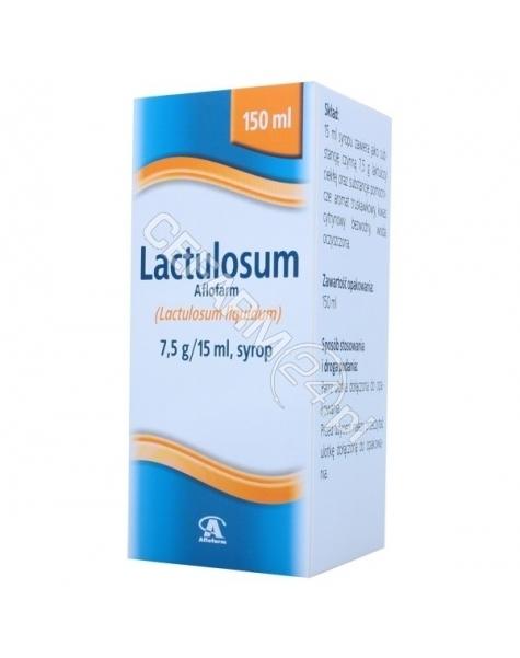 AFLOFARM Lactulosum 7,5 mg/15 ml 150 ml (aflofarm)