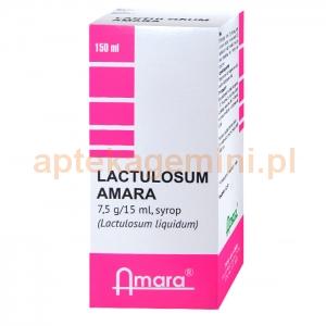 AMARA Lactulosum Amara, syrop, 150ml