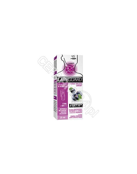 SIROSCAN Laryguard aerozol 20 ml