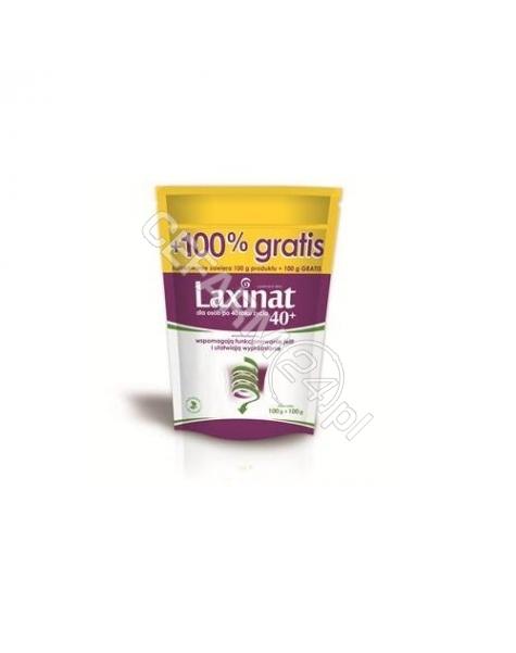 AFLOFARM Laxinat 40+ proszek 100 g + 100 g GRATIS !!!
