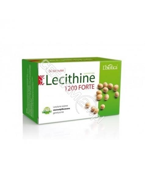 L'BIOTICA L'Biotica Lecithine 1200 forte x 50 kaps