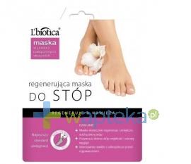 LBIOTICA Lbiotica Maska do stóp regenerująca 32ml