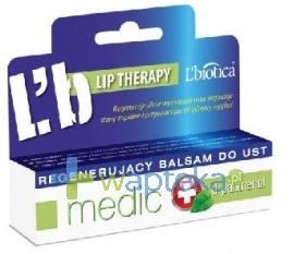 LBIOTICA Lbiotica regenerujący balsam do ust 10ml