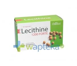 L'BIOTICA Lecithine 1200 Forte, 50 kapsułek