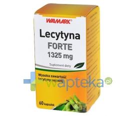 WALMARK SP. Z O.O. Lecytyna Forte 1325 mg 60 kapsułek