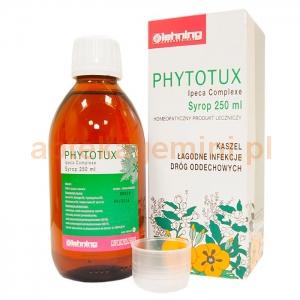 LEHNING LABORATOIRES LEHNING, Phytotux Ipeca Compose, syrop, 250ml