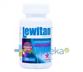 CENTURIA ŁOMIANKI K/WARSZAWY Lewitan AO z arcydzieglem 100 tabletek