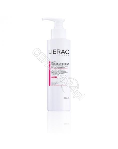 LIERAC Lierac anti-dessechement intensywnie nawilżające mleczko do ciała 200 ml