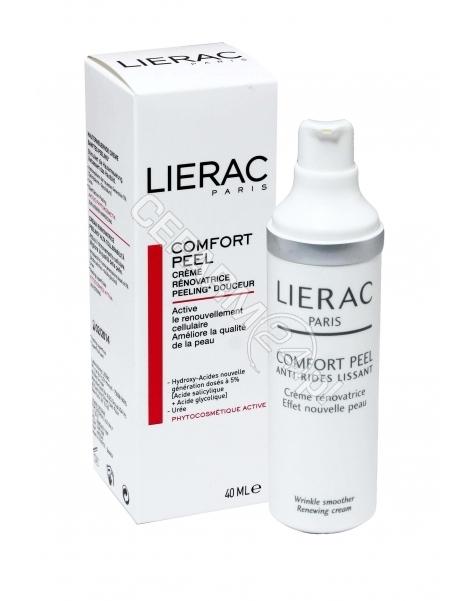 LIERAC Lierac comfort peel krem odnawiający skórę 40 ml