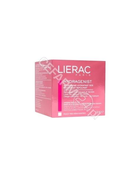 LIERAC Lierac hydragenist nawilżający balsam dotleniający, kuracja S.O.S. 50 ml