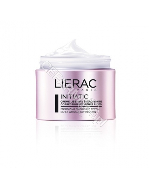 LIERAC Lierac initiatic - energetyzujący krem do skóry normalnej i suchej redukujący pierwsze zmarszczki 40 ml