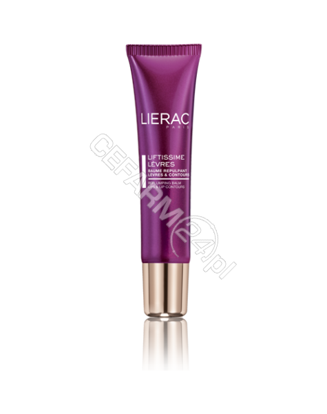 LIERAC Lierac Liftissime Levres balsam wypełniający usta 15 ml