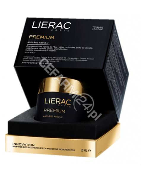 LIERAC Lierac Premium odżywczy krem przeciwstarzeniowy 50 ml