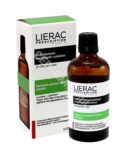 LIERAC Lierac prescription roztwór keratolityczny 100 ml