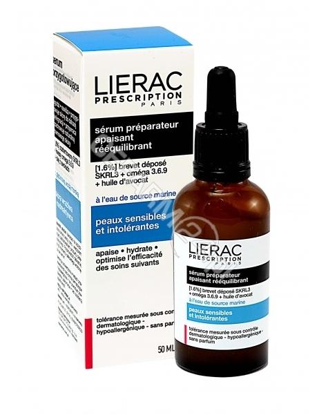 LIERAC Lierac prescription serum przygotowujące 50 ml