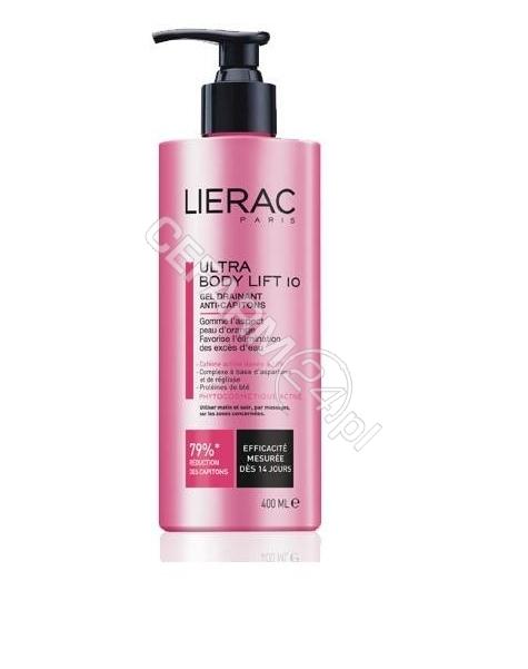 LIERAC Lierac Ultra Body Lift 10 wyszczuplająco-drenujące serum antycellulitowe 400 ml