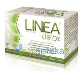 Aflofarm Linea Detox, 60 tabletek
