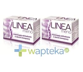 AFLOFARM FABRYKA LEKÓW SP.Z O.O. Linea Meno 120 tabletek (2 x 60 tabletek)