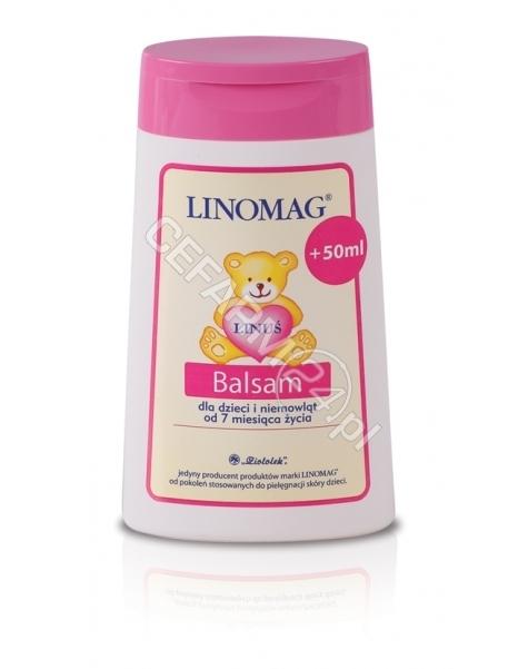 ZIOŁOLEK Linomag balsam dla dzieci i niemowląt 200 ml (data ważności <span class=