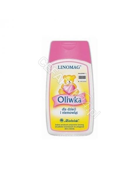 ZIOŁOLEK Linomag oliwka dla dzieci 200 ml
