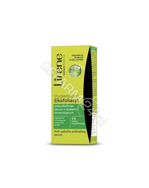 DR IRENA ERIS Lirene Eksfoliacja antycellulitowe serum o działaniu złuszczającym 200 ml