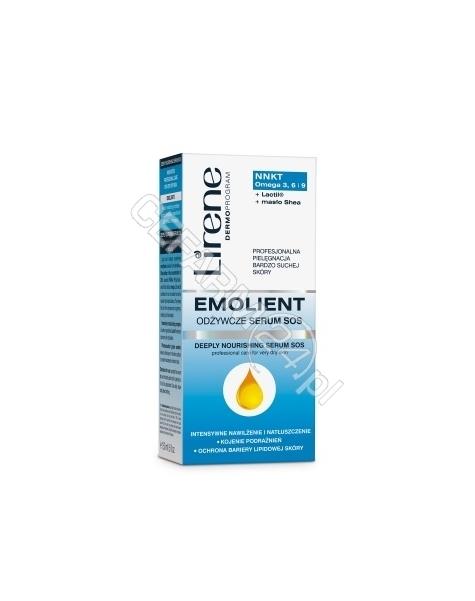 DR IRENA ERIS Lirene emolient odżywcze serum sos 150 ml