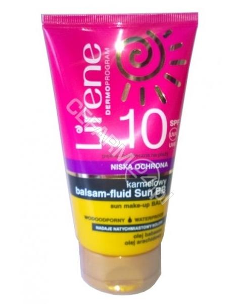 DR IRENA ERIS Lirene karmelowy balsam-fluid sun BB spf 10 150 ml