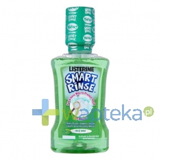 JOHNSON & JOHNSON LISTERINE SMART RINSE miętowy płyn 250ml
