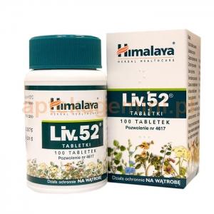 WORLD MARKETS Liv 52, 100 tabletek