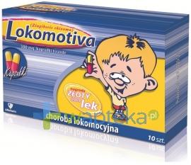 AFLOFARM FARMACJA POLSKA SP. Z O.O. Lokomotiva 10 kapsułek