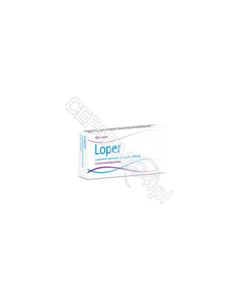 SUN-FARM Loper 2 mg x 10 tabletek