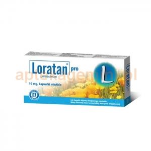 HASCO-LEK Loratan Pro, 10 kapsułek
