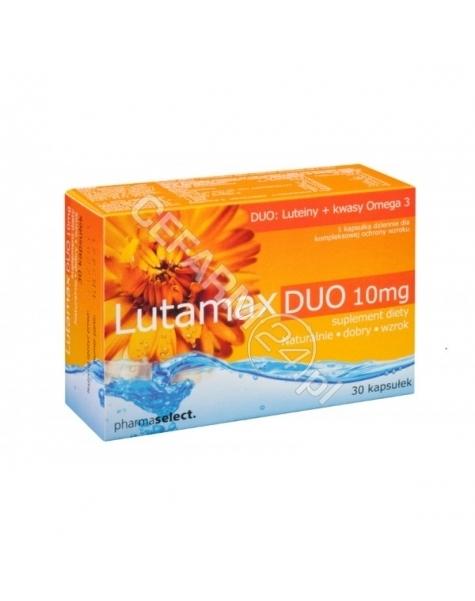 PHARMASWISS Lutamax duo 10 mg x 30 kaps