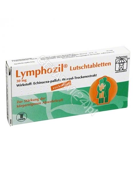 CESRA Lymphozil 30 mg x 20 pastylek do ssania