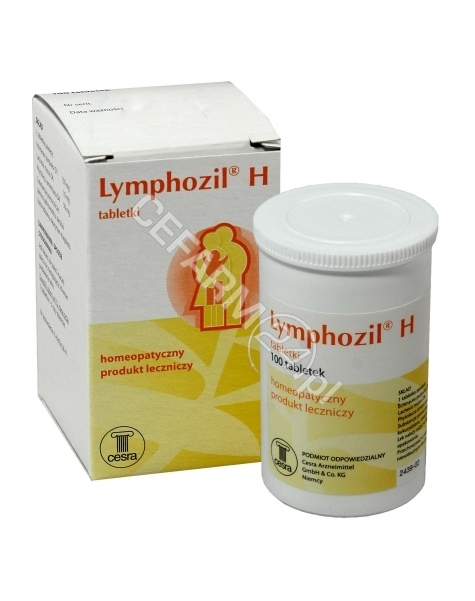 CESRA Lymphozil H x 100 tabl