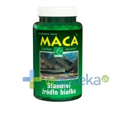 A-Z MEDICA SP. Z O.O. Maca 80 kapsułek