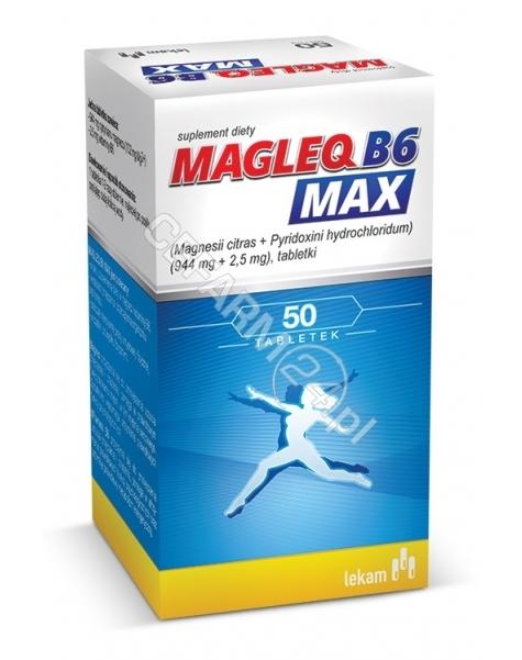 LEK-AM Magleq b6 max x 50 tabl
