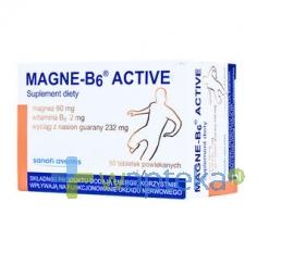 SANOFI AVENTIS SP. Z O.O. Magne-B6 Active 50 tabletek