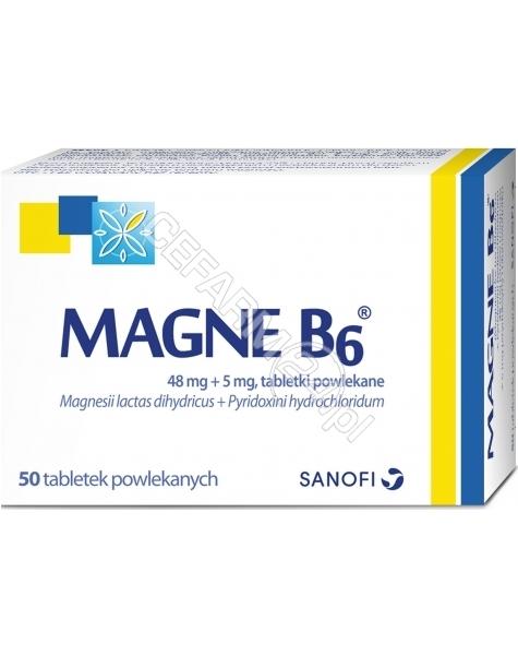 SANOFI Magne-b6 x 50 tabl